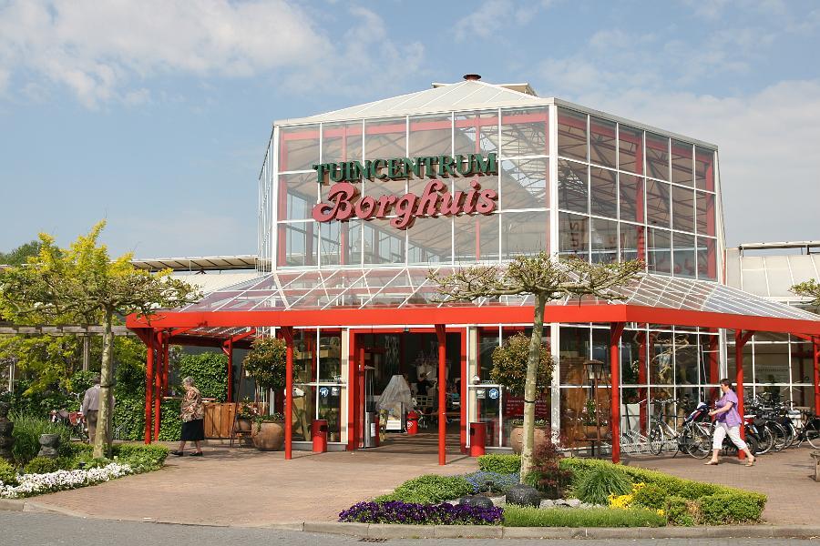 Voorjaarsconcert tuincentrum borghuis 24 5 2010 for Borghuis deurningen